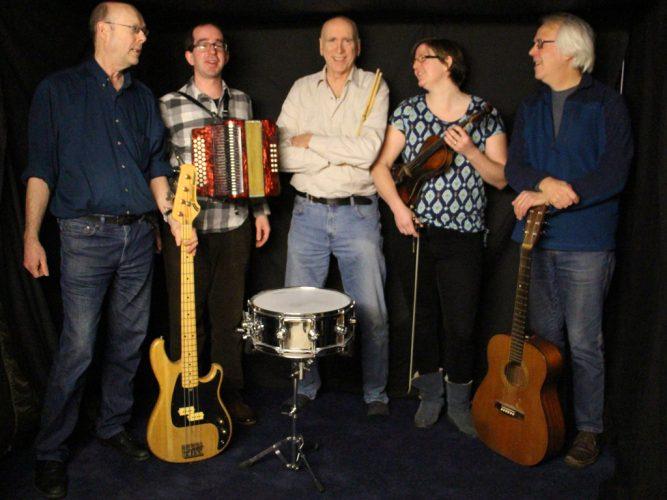 The Coisir Ceilidh Band1