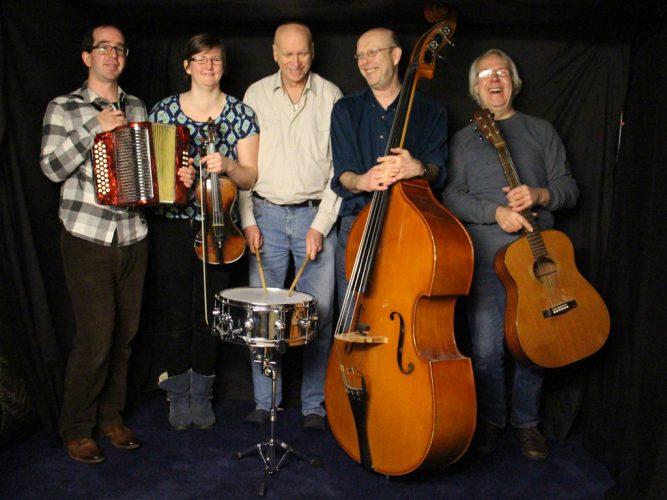 The Coisir Ceilidh Band2