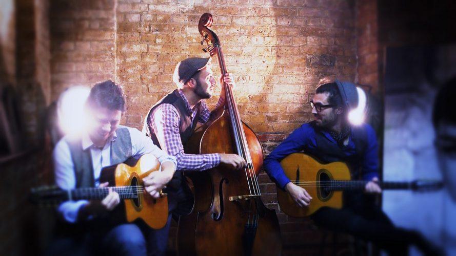 The Djangos Jazz Band1