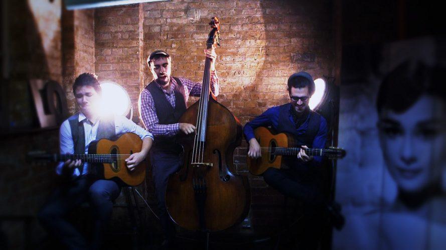 The Djangos Jazz Band3