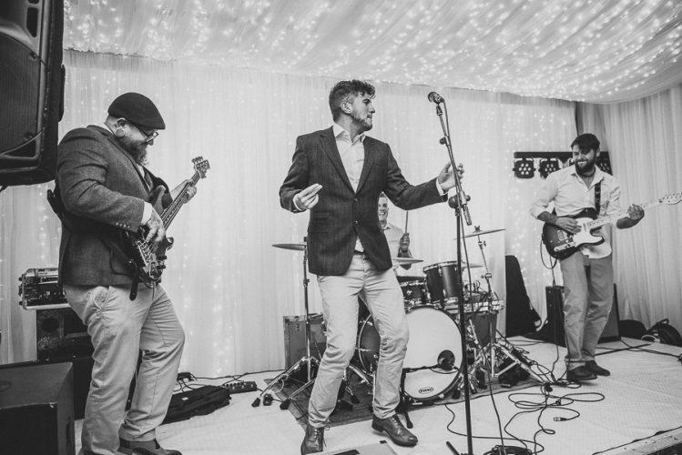 The Godfathers Wedding Band 1