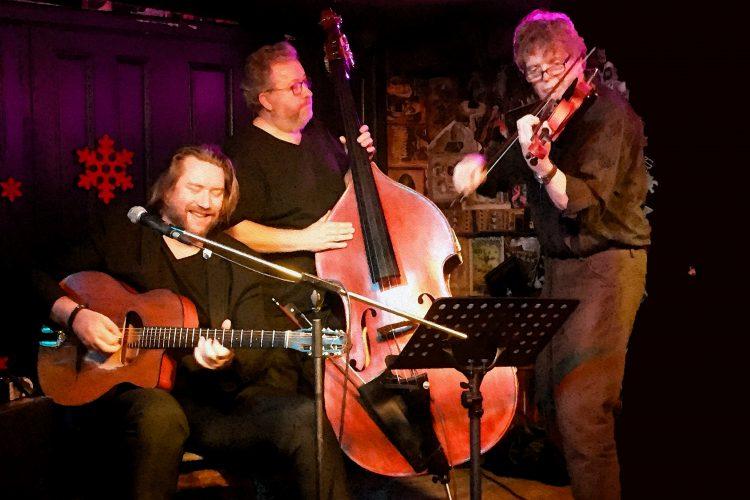 The Gypsy Jazz Experience
