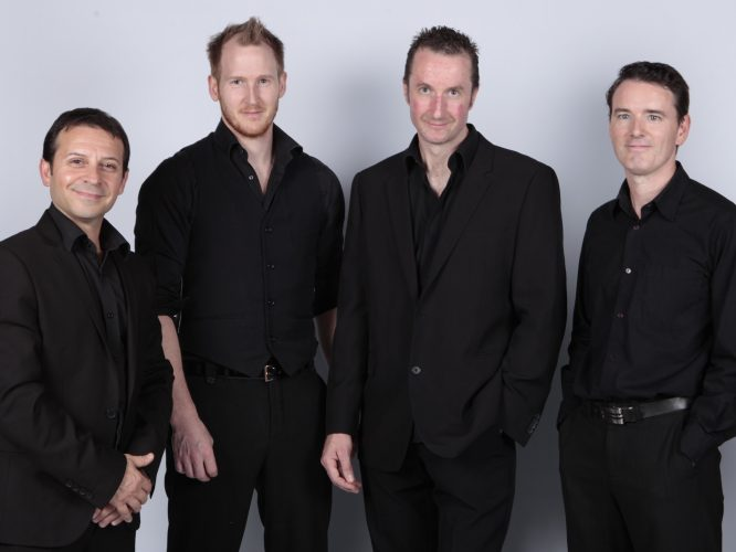 The High Noons Wedding Band Male 4 Piece