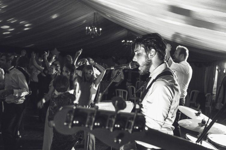 The Hits Bristol Wedding Band5