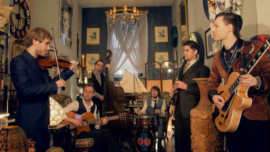 The Hot Club Collective Gypsy Swing Band