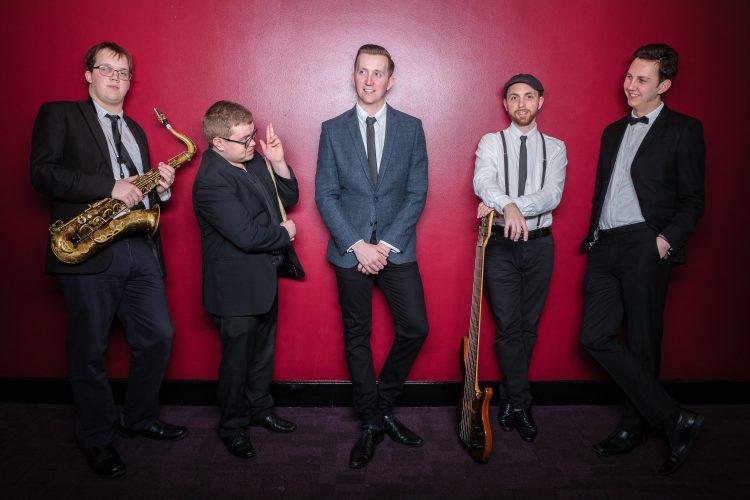 The Hudson Entourage Jazz Band1