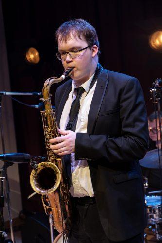The Hudson Entourage Jazz Band13