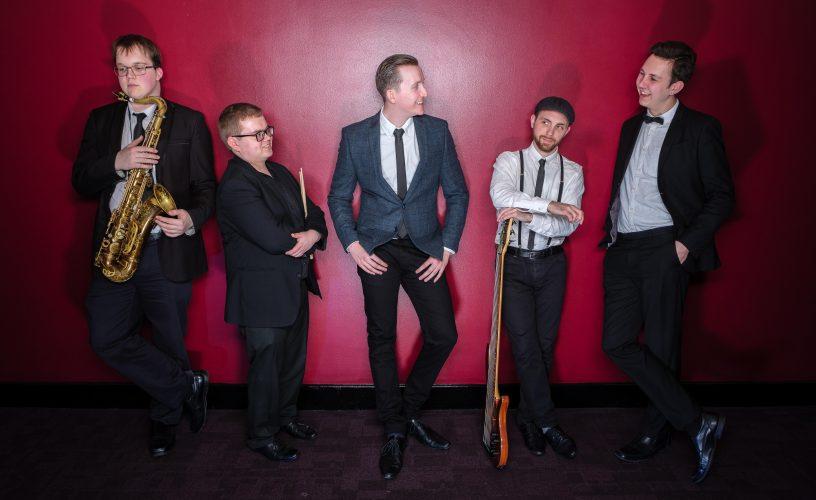 The Hudson Entourage Jazz Band2