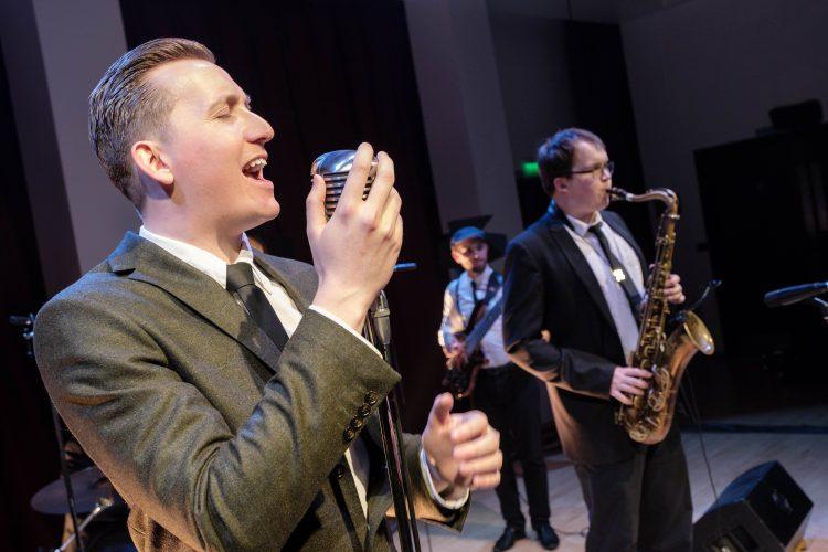 The Hudson Entourage Jazz Band5