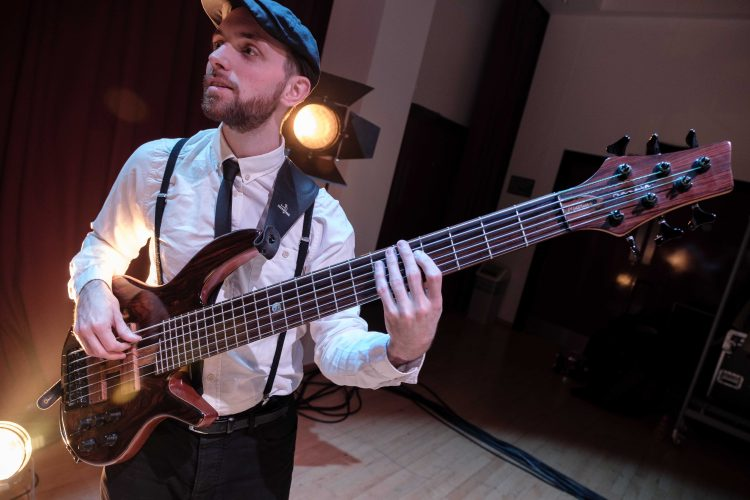 The Hudson Entourage Jazz Band6