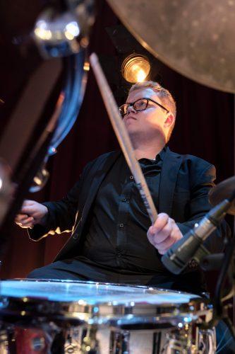The Hudson Entourage Jazz Band7