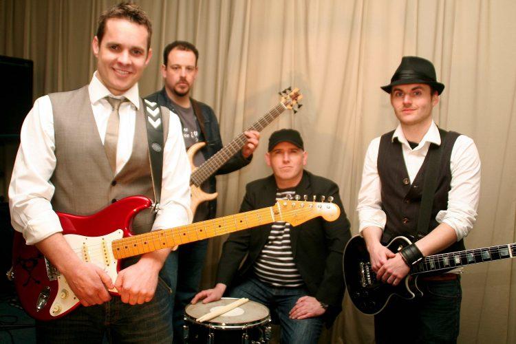 The Insiders Wedding Band Midlands