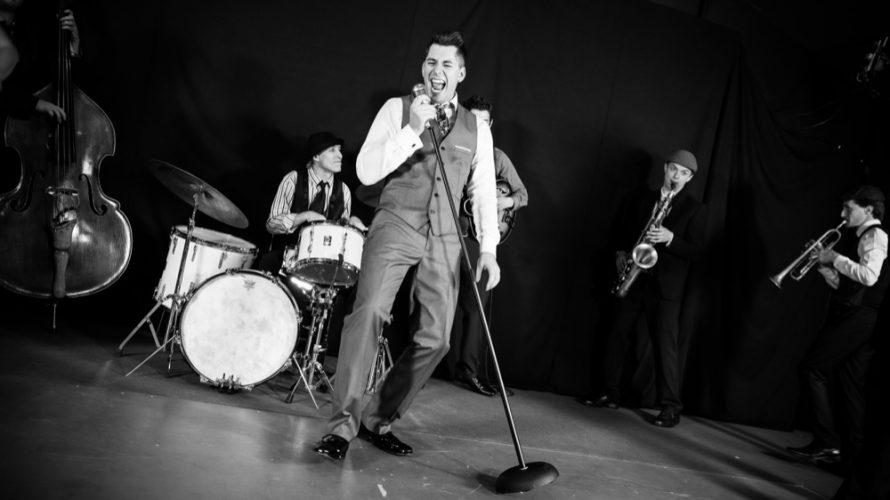 The Jump And Wail Swing Band Harrogate 5