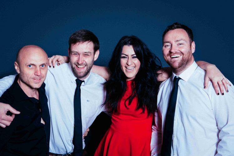 The Kingpins Wedding Band Manchester 1
