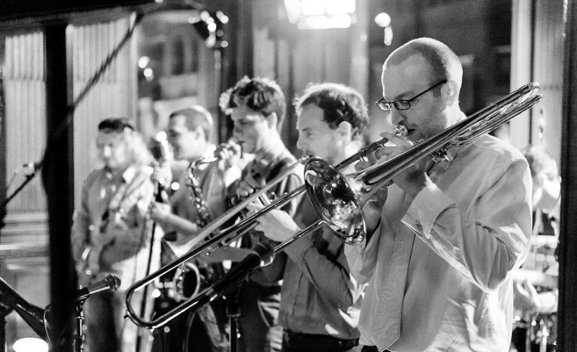The Misfits Jazz Band Live 1