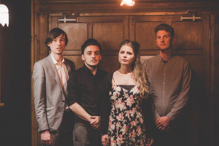 The Moonbeams Postmodern Jazz Band 1