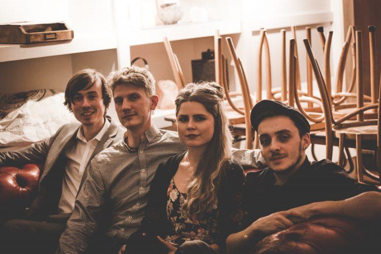 The Moonbeams Postmodern Jazz Band 2
