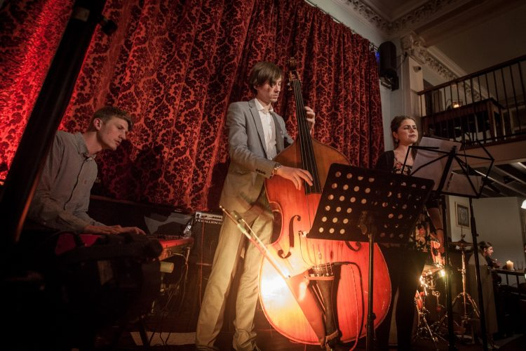 The Moonbeams Postmodern Jazz Band 3