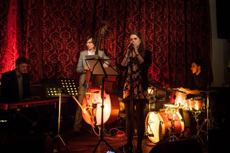 The Moonbeams Postmodern Jazz Band 4