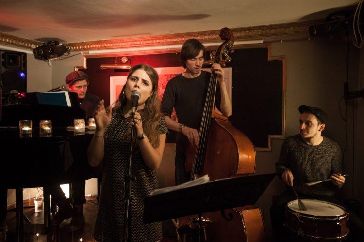 The Moonbeams Postmodern Jazz Band 5