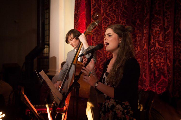 The Moonbeams Postmodern Jazz Band 6