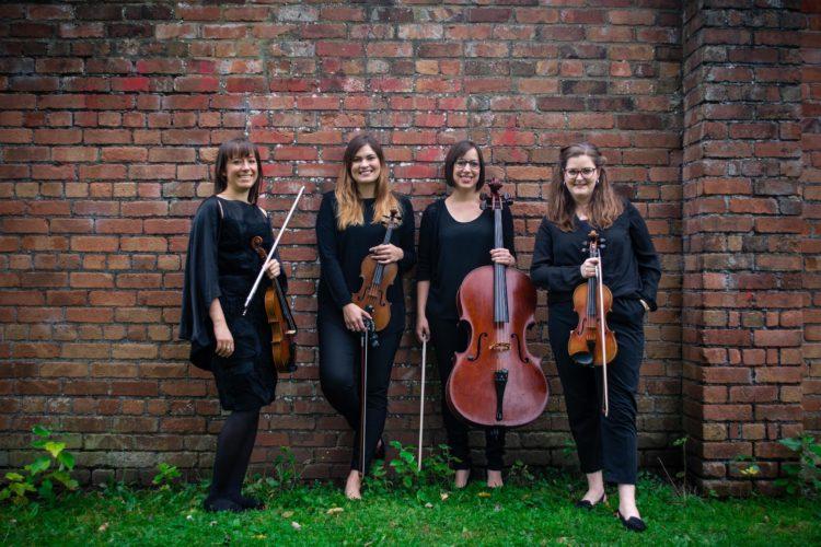 The Mulberry String Quartet 2