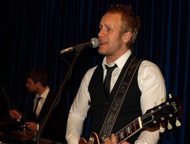 The Novembers Wedding Band London 2
