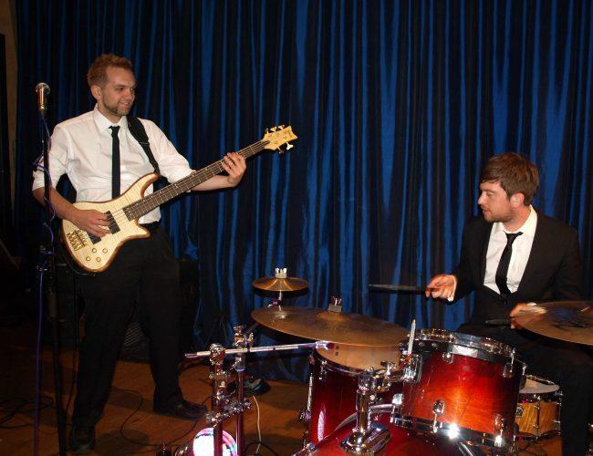 The Novembers Wedding Band London 4