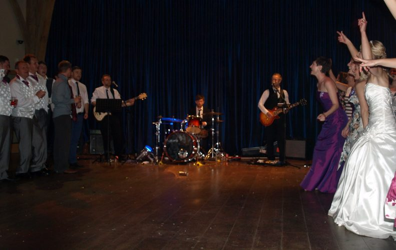 The Novembers Wedding Band London 8