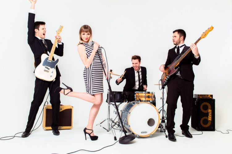 The Opals Hire Party Band South East