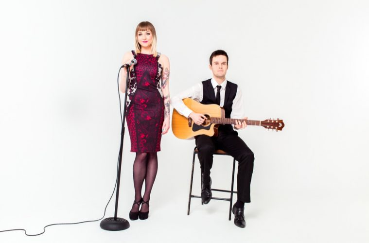 The Opals London Party Band Duo