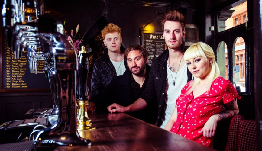 The Opals Party Band London 2