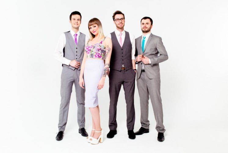 The Opals Party Band South East
