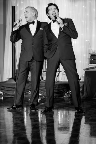 The Rat Pack Experience Band Singers