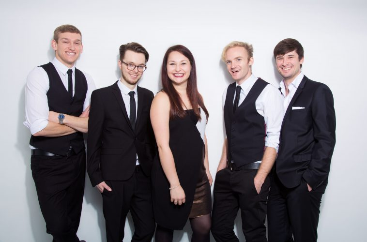 The Records Hertfordshire Wedding Band1