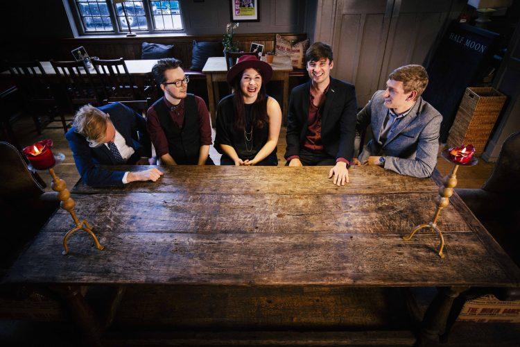 The Records Hertfordshire Wedding Band6