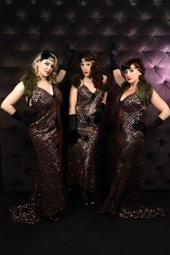 The Rockettes Vintage Band