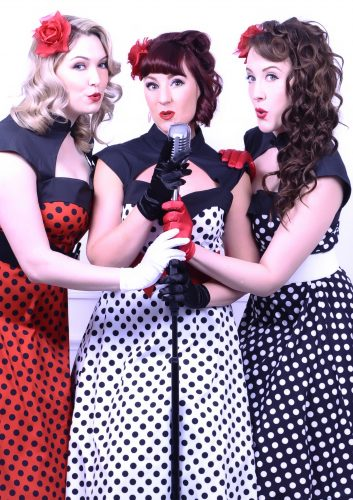The Rockettes Vintage Band12