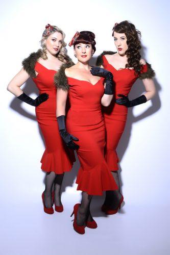 The Rockettes Vintage Band14