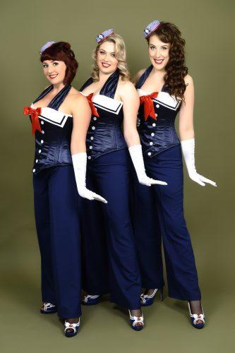 The Rockettes Vintage Band16