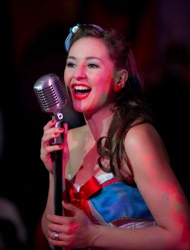 The Rockettes Vintage Band18