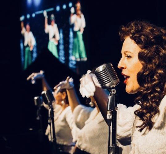The Rockettes Vintage Band1 1