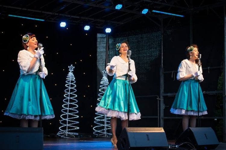 The Rockettes Vintage Band2 1