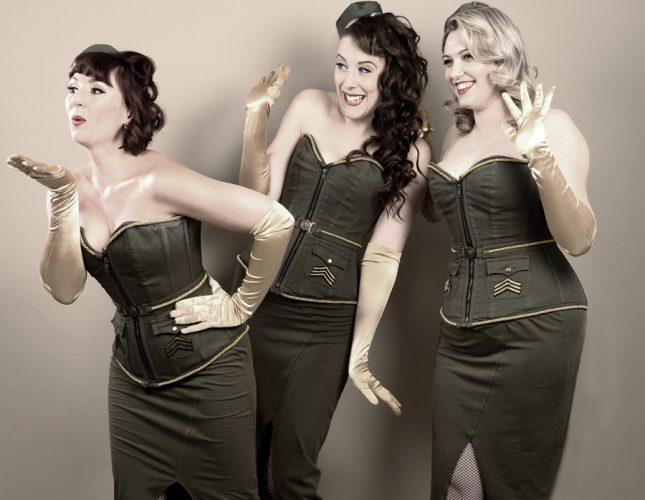 The Rockettes Vintage Band3