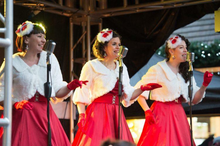 The Rockettes Vintage Band6 1
