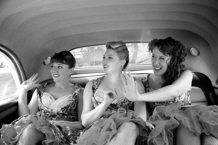 The Rockettes Vintage Band8 1