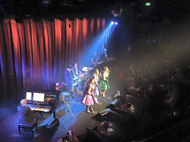 The Rockettes Vintage Band9