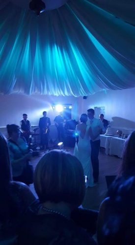 The Saints Wedding Band Live