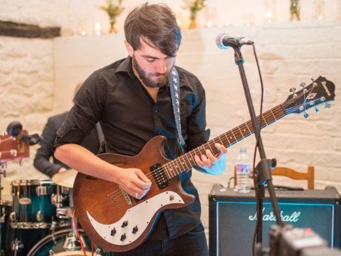 The Shenanigans Wedding Band Oxfordshire 13