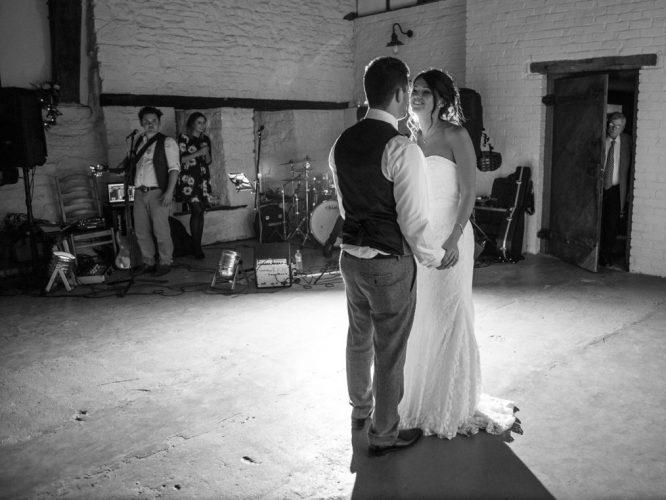 The Shenanigans Wedding Band Oxfordshire 17